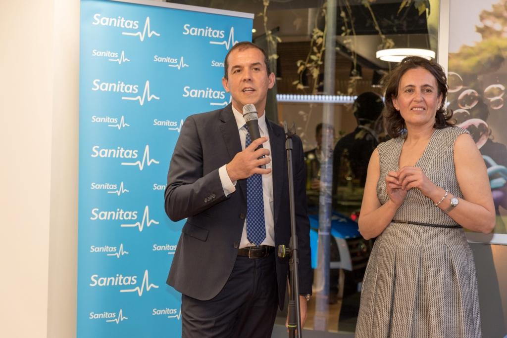 Sanitas abre nueva oficina en alicante grupo aseguranza for Oficina mapfre murcia
