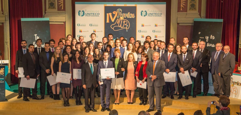 Fundaci n uniteco profesional premia a los 50 mejores mir for Oficina allianz sevilla