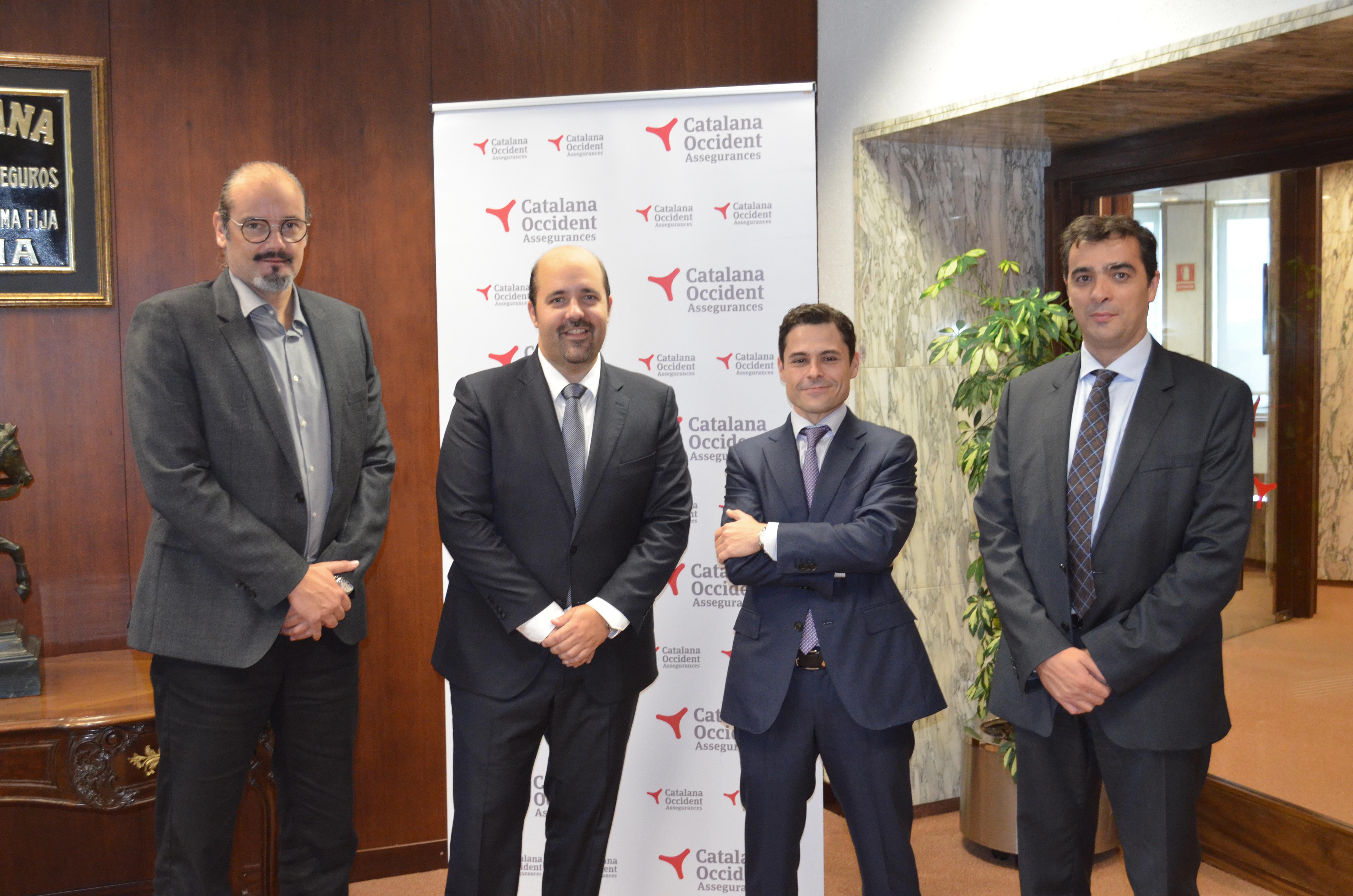 Catalana occidente se convierte en patrocinador del equipo for Catalana occidente oficinas