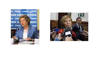 Celia Villalobos acusa a los seguros de asustar en Pensiones y Unespa pide una rectificación