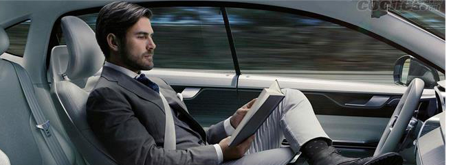 Las empresas incorporarían coches autónomos a sus flotas por la menor siniestralidad
