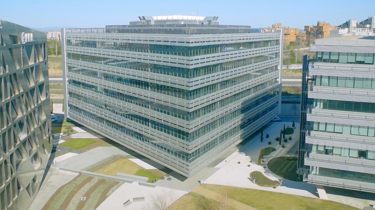 Aegon traslada su sede en madrid al edificio de oficinas for Oficinas centrales mercadona madrid
