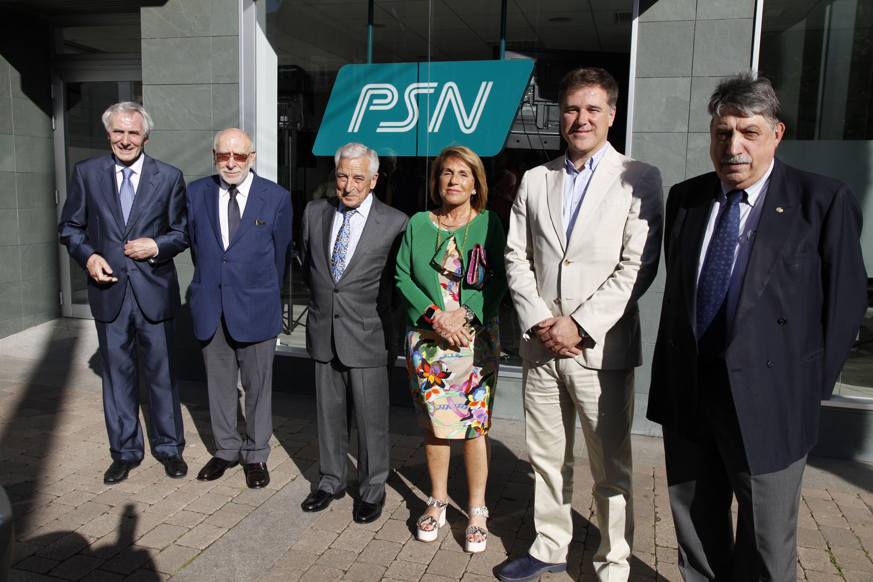 Psn inaugura oficialmente una nueva oficina en pontevedra for Oficina consumo pontevedra