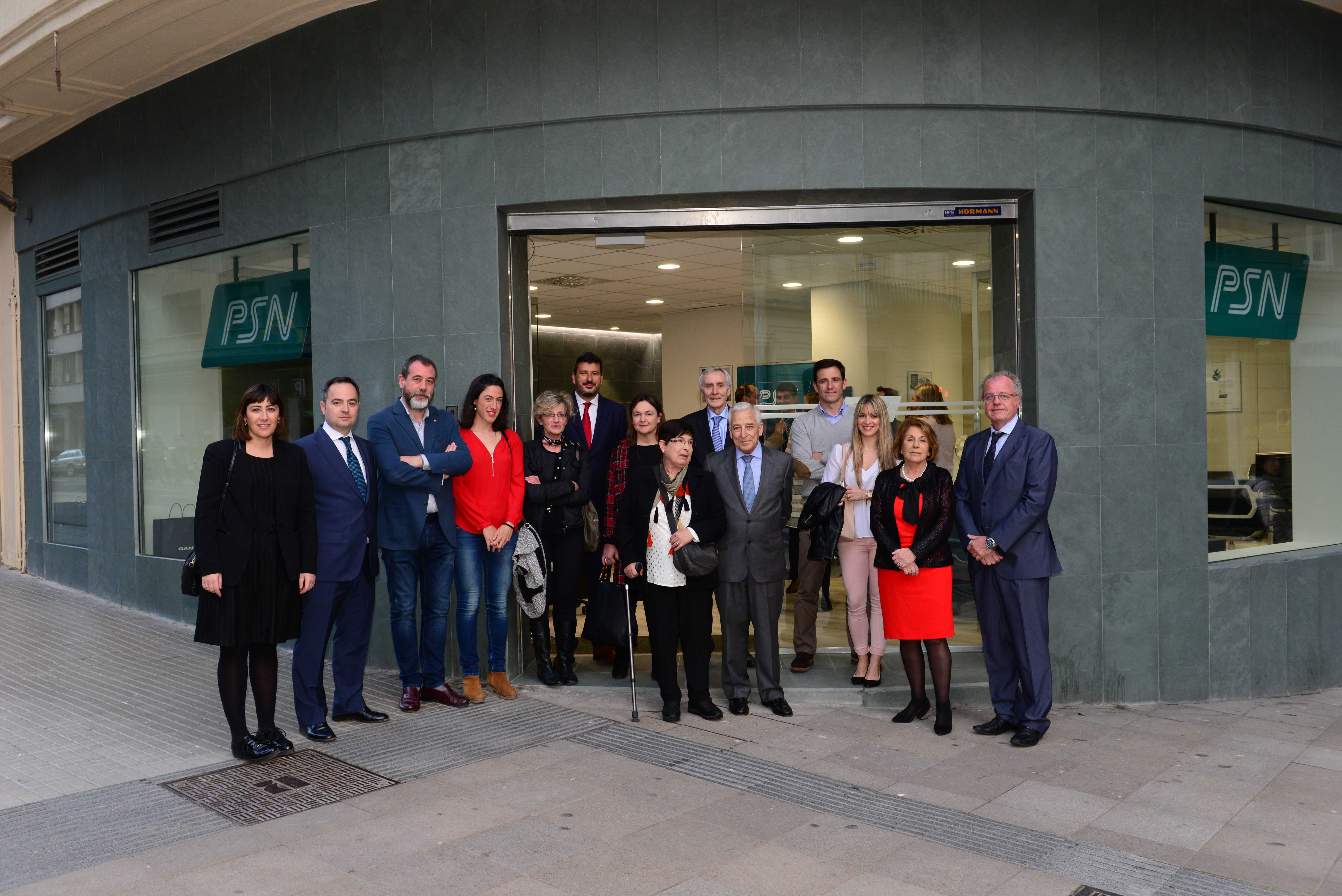 Psn inaugura sus nuevas oficinas en vitoria y bilbao for Oficinas vitoria