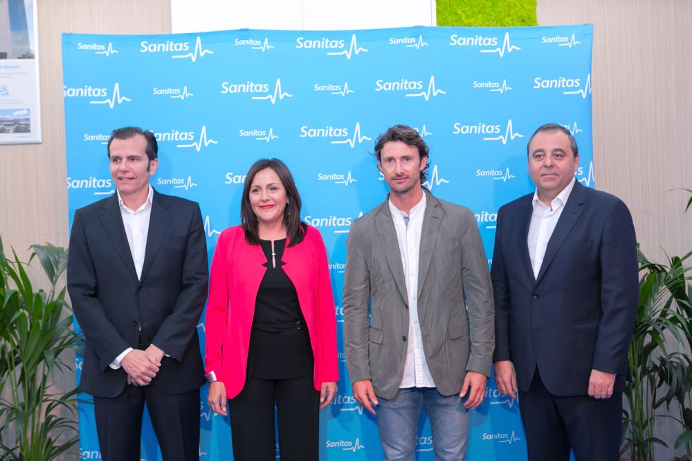 sanitas inaugura nuevas oficinas en valencia grupo
