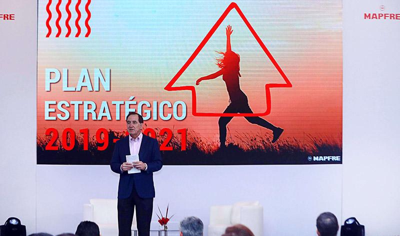 Mapfre presenta en Panamá, en su reunión anual de CEO, el Plan Estratégico 2019-2021