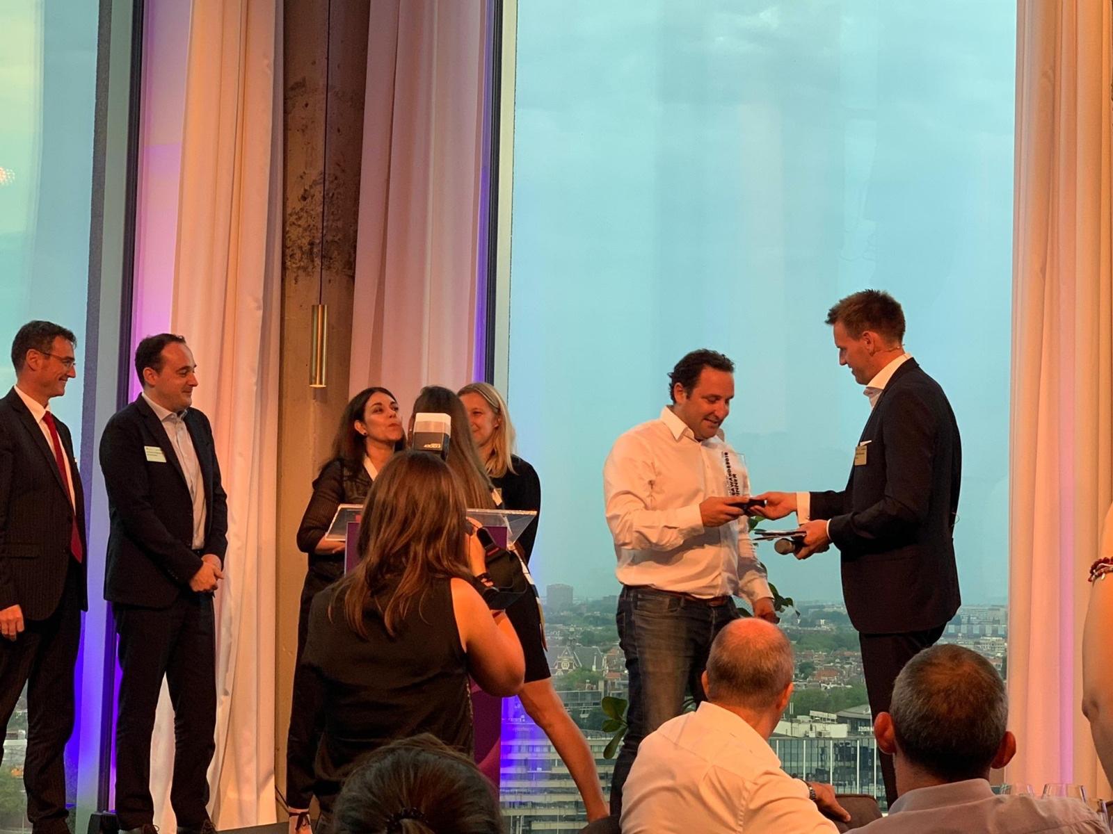 Zurich gana con Klinc el premio al producto y servicio de innovación de Accenture