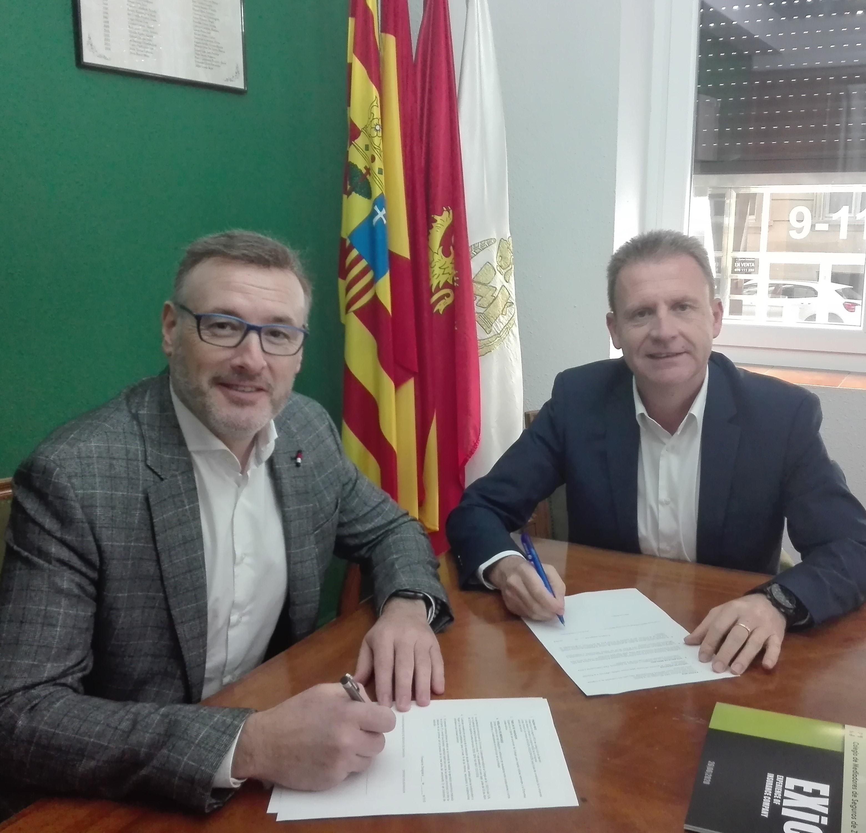El Colegio de Zaragoza y Teruel estrecha lazos con Zurich - Grupo Aseguranza