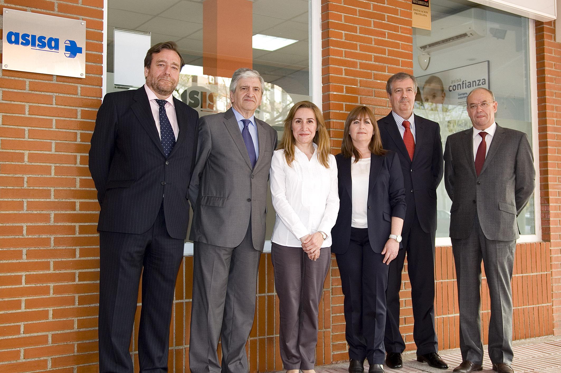Asisa abre dos nuevas oficinas comerciales en la comunidad for Oficinas de la comunidad de madrid