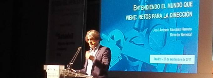 José Antonio Sánchez (ICEA): La transformación digital ya no es una opción, es un imperativo