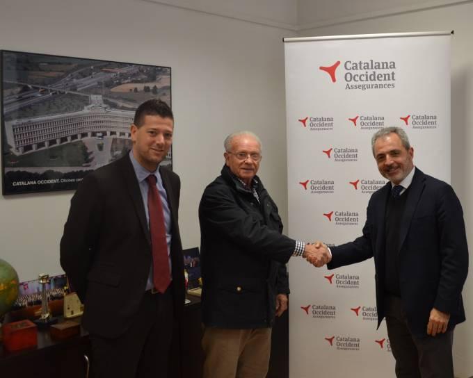 Catalana occidente patrocina la 19 edici n de la sant for Catalana occidente oficinas