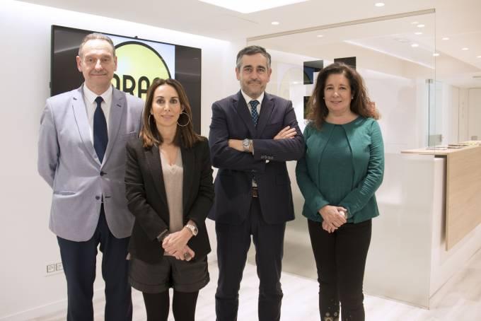 ARAG y el Colegio de Valencia extienden su relación